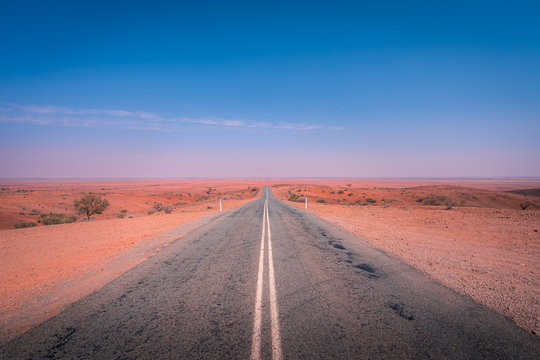 Outback landscape, Central Australia, Northern Territory
