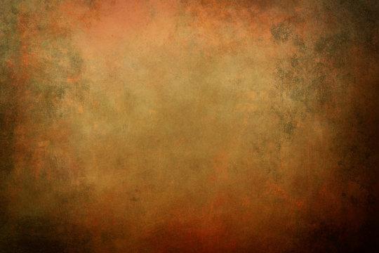 dark grunge orange background