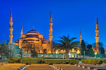 Fotorollo Osteuropa Sultanahmet Mosque at Istanbul