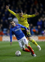 FA Cup Fifth Round - Portsmouth v Arsenal