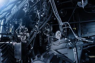 Etiqueta Engomada - Service for repair and maintenance of agricultural machines