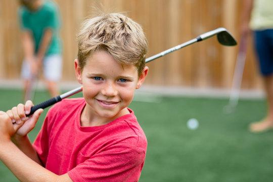 I Love Playing Golf!
