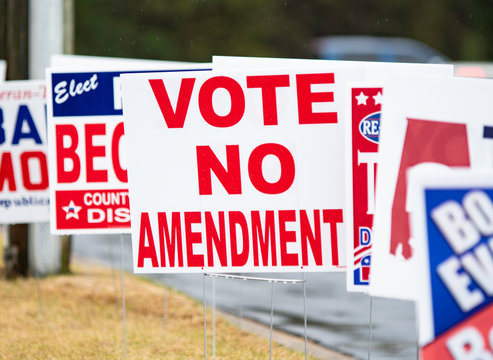 Vote No Amendment
