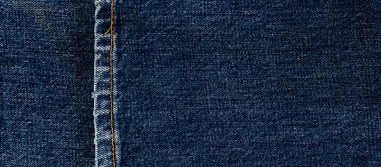 texture of blue jeans denim fabric