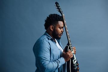 African American Guitarist