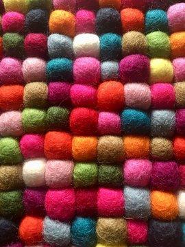 Wool texture background