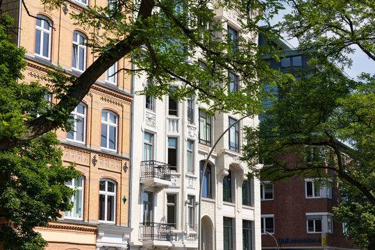 Altbau Wohngebäude