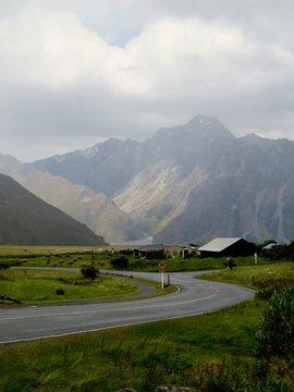 Mount Cook, Aoraki, New Zealand
