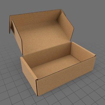 Open carton box 2