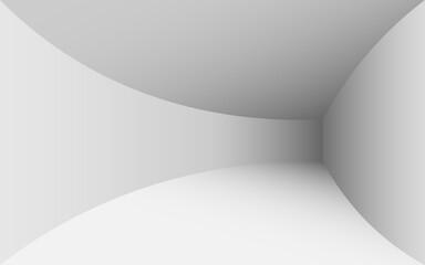 white walkway tunnel texture background