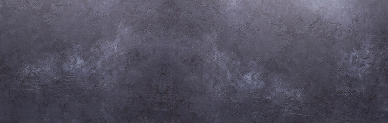 Long horizontal banner. Old stone texture background Copy space Wall mural