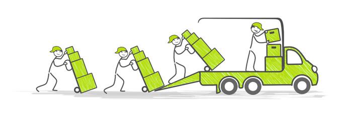déménagement transport livraison