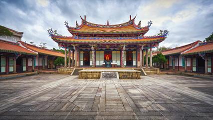 Taipei Confucius Temple in Taiwan Wall mural
