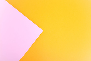 Abstract orange-pink background