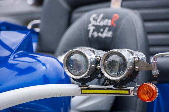 silverR trike detail shots