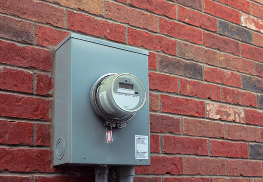 Electricity hydro power electric energy smart meter