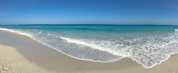 Magnifique plage de Cuba, à Varadero Fototapete