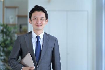 アジア人男性 一人のポートレート Fotomurales