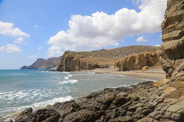Papier Peint - playa almería mediterraneo parque natural andalucía 4M0A6724-as20