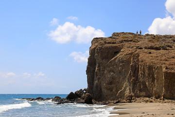 Papier Peint - playa almería mediterraneo parque natural andalucía 4M0A6725-as20