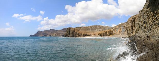Papier Peint - playa almería mediterraneo parque natural andalucía-as20