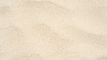 Wall Mural - beautiful background of sand texture