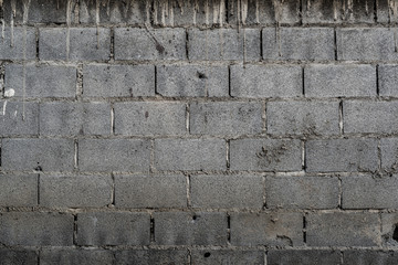 Old concrete brick wall background