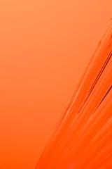 背景素材-アブストラクト-幾何学-オレンジ色-ガラス-揺らぎ