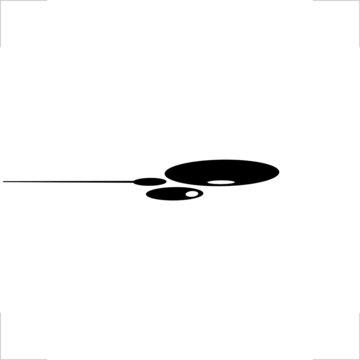 abstract ellipse star trek logo enterprise space design