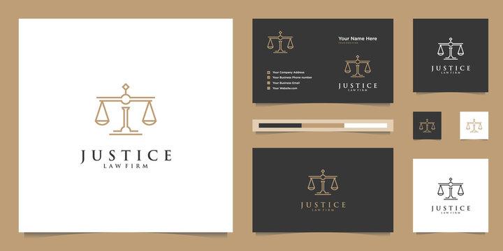 justice law logo design inspiration