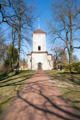 Dorfkirche in Alt-Lübars, Berlin