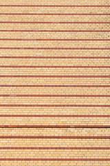 Backsteinmauer saniert