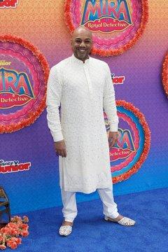 Nakul Dev Mahajan at arrivals for Disney Junior's MIRA, ROYAL DETECTIVE Premiere