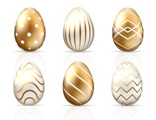 Obraz Easter eggs collection - fototapety do salonu