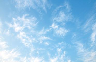 Photo sur Aluminium Bleu sky