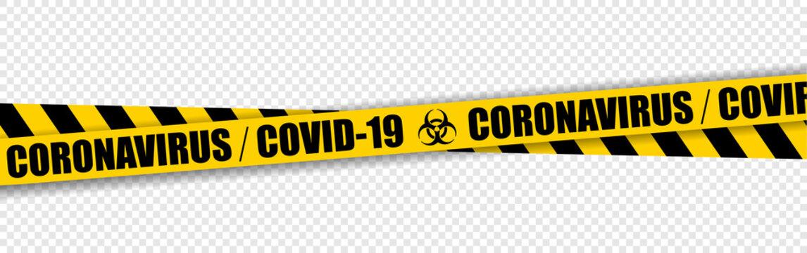 Covid-19 tape