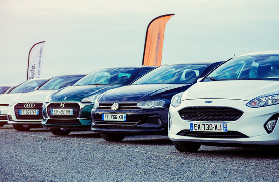 luxury second-hand cars for sale on the network of the German Audi - dealer