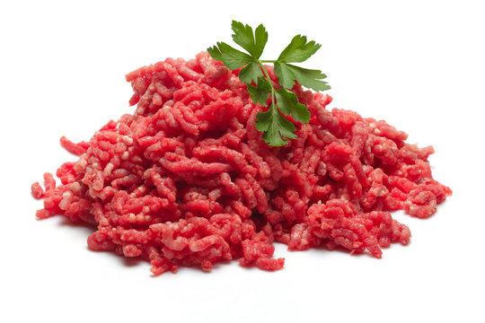 carne picada de ternera y cerdo