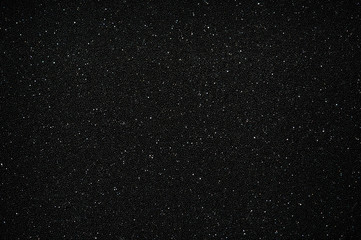Abstract black glitter background