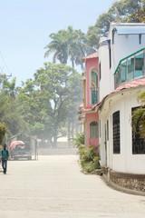 Street in Cap Haitien Haiti