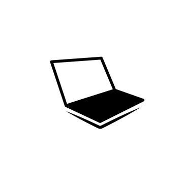 Vector illustration, laptop icon design