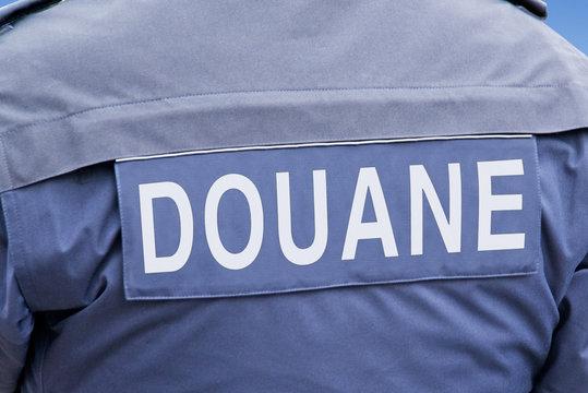 douane,  (image symbole,)