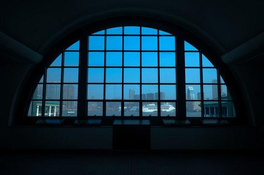 Window to Hong Kong