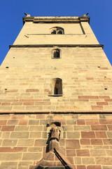 Die katholische Pfarrkirche in Volkmarsen
