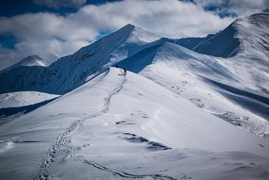 Tatry Zachodnie - zima 2020