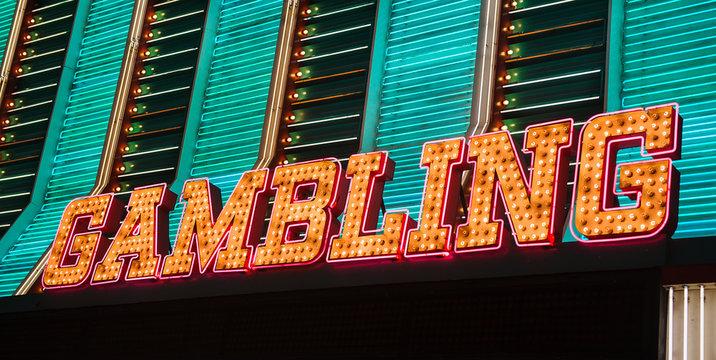 neon sign Las Vegas, Nevada