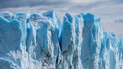 Calafate, Argentina The Perito Moreno Glacier is located in the Los Glaciares National Park in southwest Santa Cruz Province. It is one of the most important attractions of patagonia
