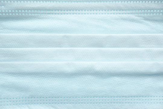 white filter of medical hygiene face mask