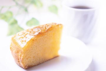 手作りのパイナップルケーキ