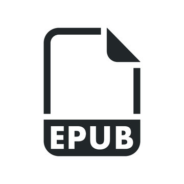 EPUB File format icon